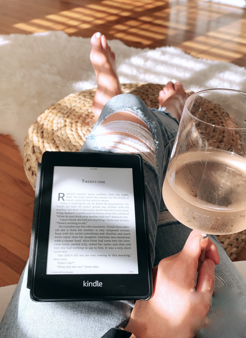 10 Thrillers You Won't Be Able to Put Down This Summer - natalie hab: On the hunt for some great reads that will keep you hooked? I'm sharing a list of 10 thrillers you won't be able to put down this summer!