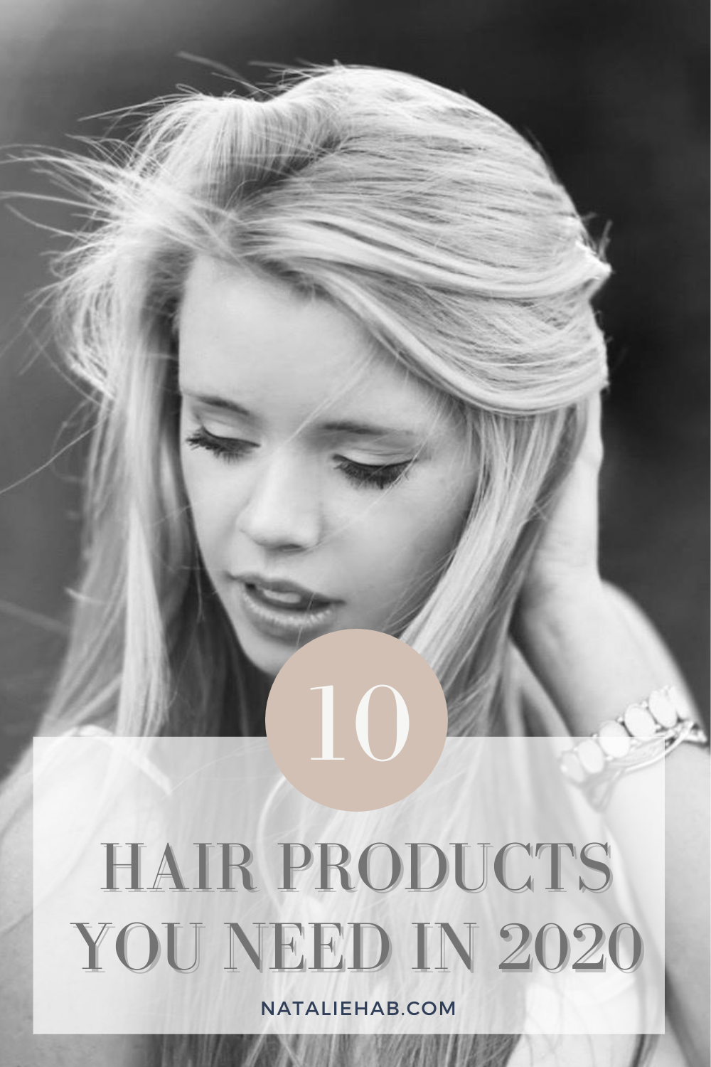10 Haircare Essentials You Need in 2020 - NatalieHab.com: Are you in the market for some new hair care products? Check out these 10 haircare essentials that I couldn't live without!